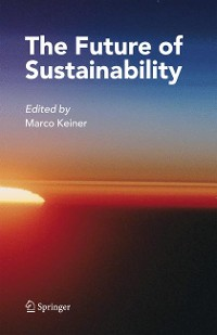 Cover The Future of Sustainability