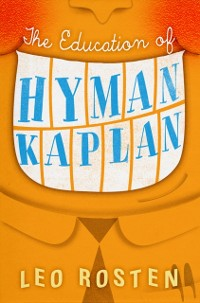 Cover Education of Hyman Kaplan