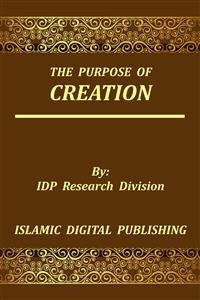 Cover The Purpose of Creation