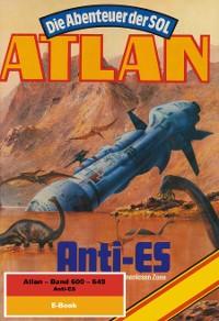 Cover Atlan-Paket 13: Anti-ES