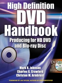 Cover High-Definition DVD Handbook