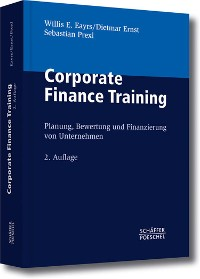 Cover Corporate Finance Training