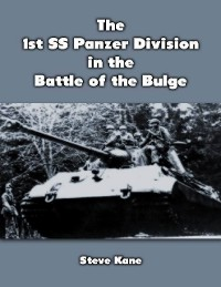 Cover The 1st S S Panzer Division In the Battle of the Bulge