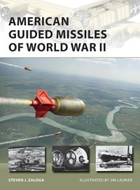 Cover American Guided Missiles of World War II