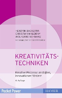 Cover Kreativitätstechniken