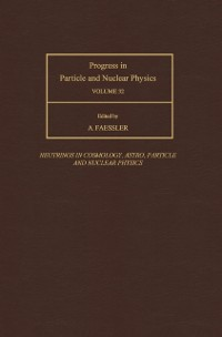 Cover Neutrinos in Cosmology, Astro, Particle and Nuclear Physics