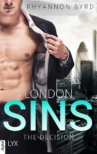 Cover London Sins - The Decision