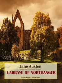 Cover L'Abbaye de Northanger