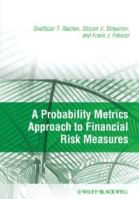 Cover A Probability Metrics Approach to Financial Risk Measures