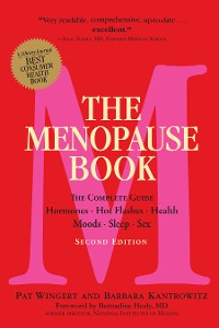 Cover The Menopause Book