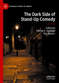 Cover The Dark Side of Stand-Up Comedy