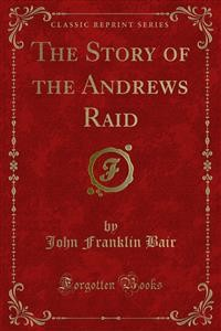 Cover The Story of the Andrews Raid