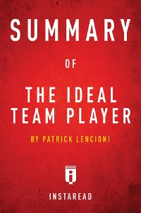 Cover Summary of The Ideal Team Player