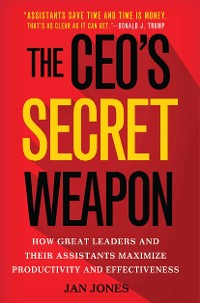 Cover The CEO's Secret Weapon