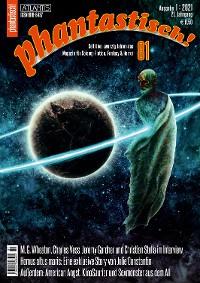 Cover phantastisch! Ausgabe 81 (1/2021)