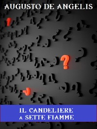 Cover Il candeliere a sette fiamme