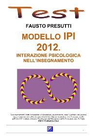 Cover Modello IPI 2012