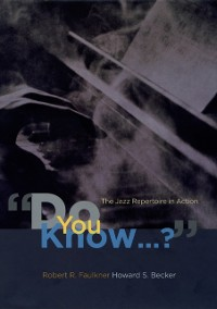 Cover &quote;Do You Know...?&quote;