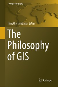 Cover The Philosophy of GIS