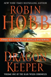 Cover Dragon Keeper with Bonus Material