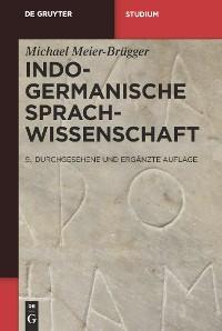 Cover Indogermanische Sprachwissenschaft