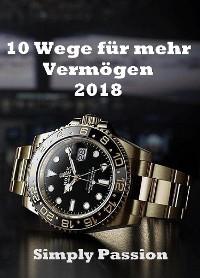 Cover 10 Wege für mehr Vermögen 2018