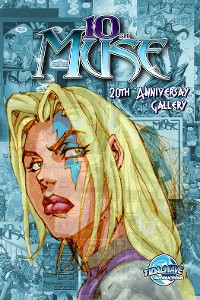 Cover 10th Muse Twentieth Anniversary Gallery