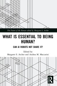 Cover What is Essential to Being Human?