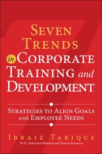 Cover Seven Trends in Corporate Training and Development