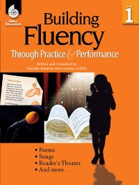 Cover Building Fluency Through Practice & Performance Grade 1