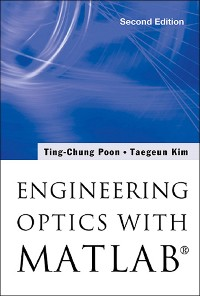 Cover Engineering Optics with MATLAB®