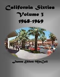 Cover California Sixties Volume 3 1968 -1969