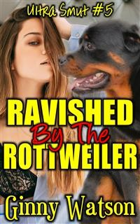 Cover Ravished By The Rottweiler