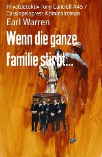 Cover Wenn die ganze Familie stirbt...