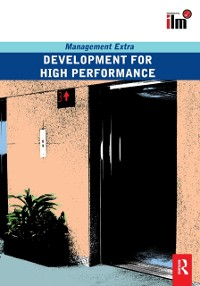Cover Development for High Performance Revised Edition