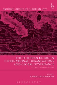 Cover European Union in International Organisations and Global Governance