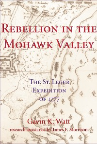 Cover Rebellion in the Mohawk Valley