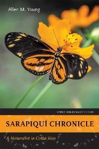 Cover Sarapiquí Chronicle