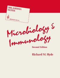 Cover Microbiology & Immunology