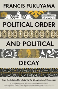 Cover Political Order and Political Decay