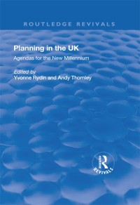Cover Planning in the UK