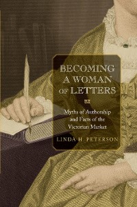 Cover Becoming a Woman of Letters
