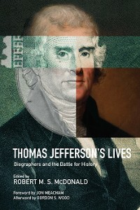 Cover Thomas Jefferson's Lives