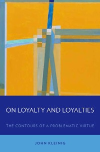 Cover On Loyalty and Loyalties