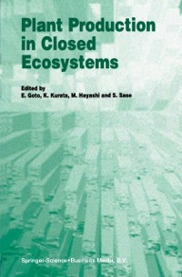 Cover Plant Production in Closed Ecosystems