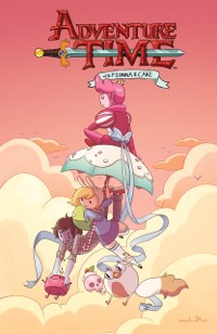 Cover Adventure Time: Fionna & Cake