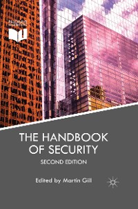 Cover The Handbook of Security