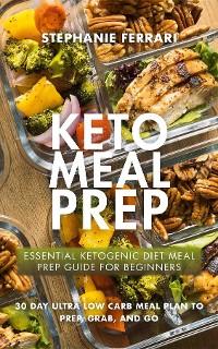 Cover Keto Meal Prep