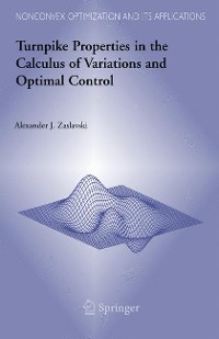 Cover Turnpike Properties in the Calculus of Variations and Optimal Control