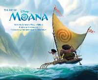 Cover The Art of Moana